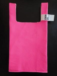KONBINI BAG nyc pink