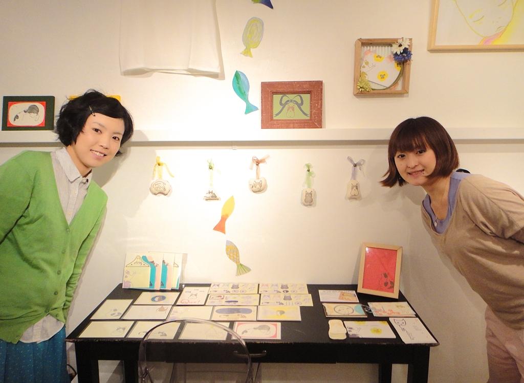 YUKIKO KIMURA AND AYA