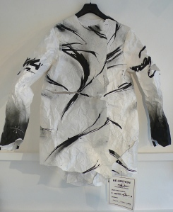 ONE OFF PAPER COAT