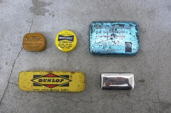 British tins