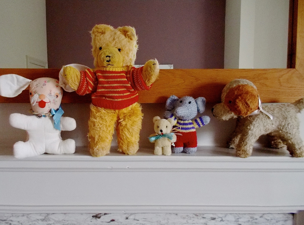 new teddies 2013