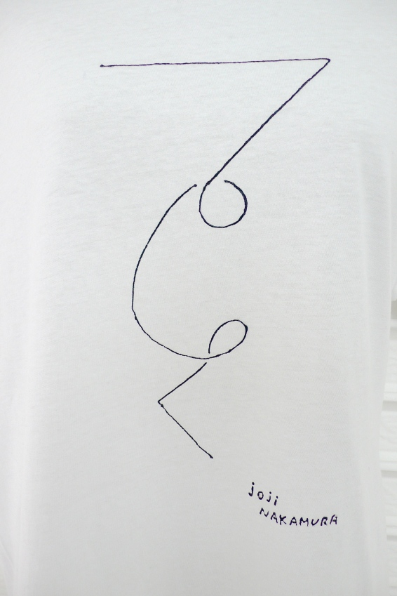 Joji Nakamura / Greatest Lines Tshirt