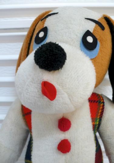Blanket dog