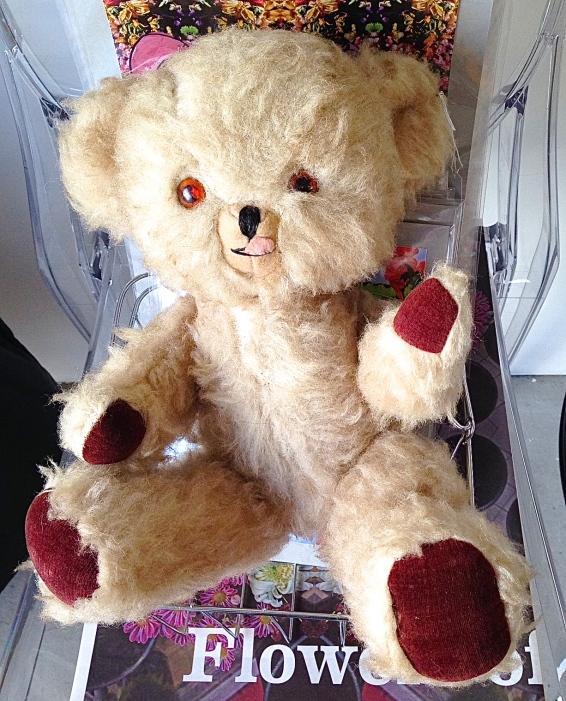 teddy bears!