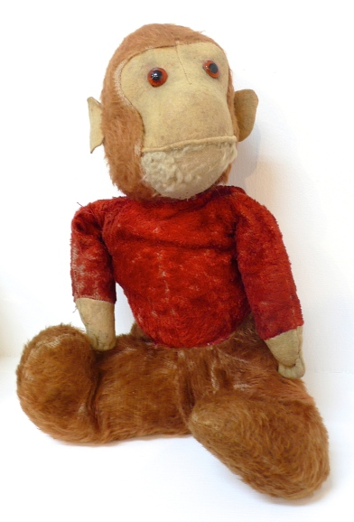 Vintage monkey from UK