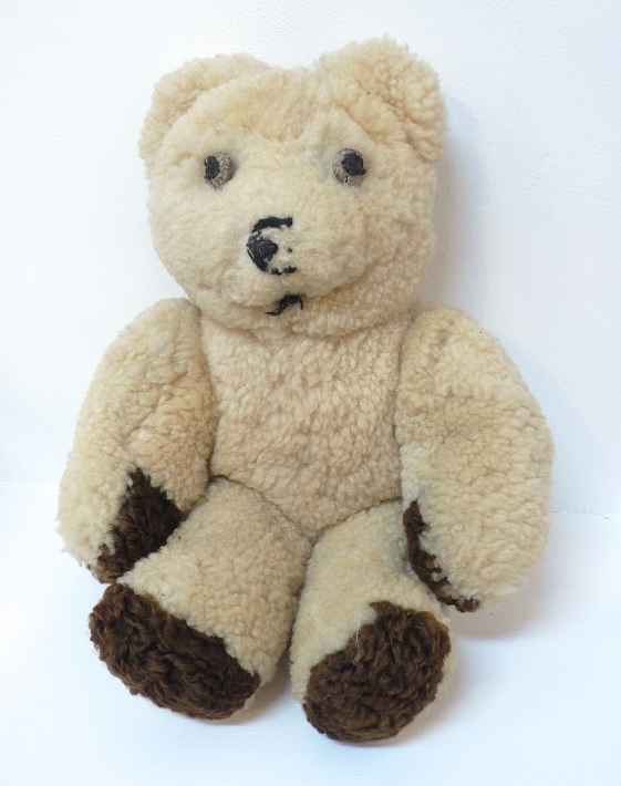 Vintage teddy bear from UK