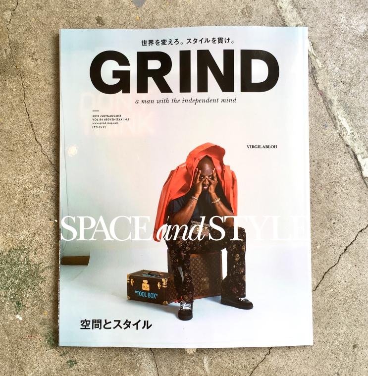 GRIND magazine