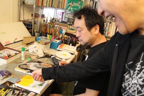 Keiji Ito + Masaya Nakahara